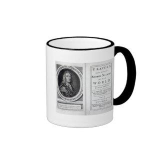'Gulliver's Travels' by Jonathan Swift, 1726 Ringer Mug