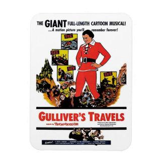 """Gulliver's Travels"" Magnet"