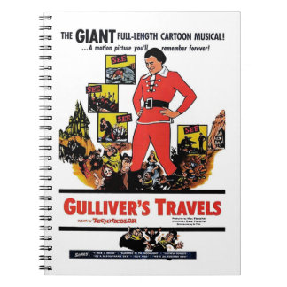 """Gulliver's Travels"" Notebook"