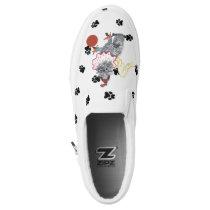 GulliversAngels SlipOn Affenpinscher Walking Shoes