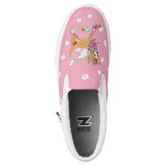 GulliversAngels SlipOn Chihuahua Walking Shoes