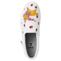 GulliversAngels SlipOn Golden Retriever Slip-On Sneakers