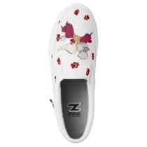 GulliversAngels SlipOn Poodles Slip-On Sneakers