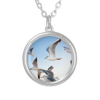 gulls-3 necklace