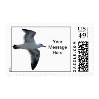 Gull's Flight Stamps