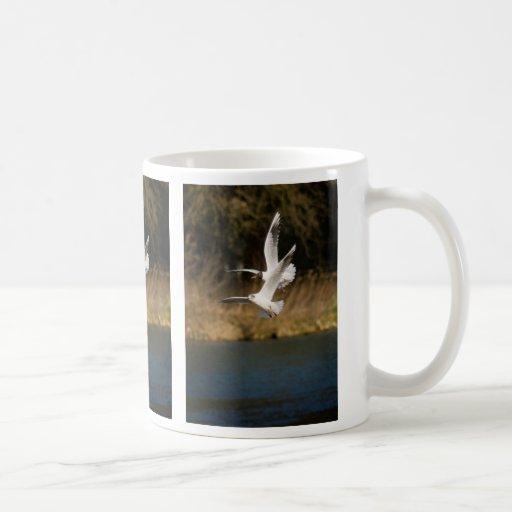 Gulls over the Thames Mug