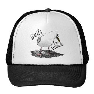Gulls With Attitude Hat