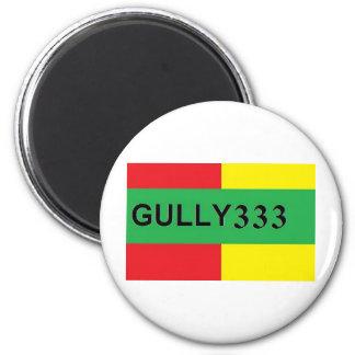 GULLY 333 FRIDGE MAGNETS