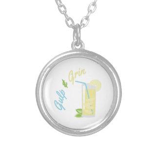Gulp & Grin Custom Necklace