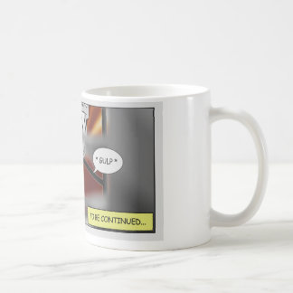 Gulp Classic White Coffee Mug