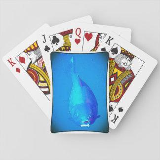 Gulping Koi Playing Cards