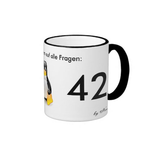 Gültige Antworten Kaffeetasse