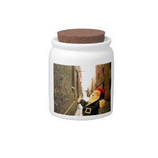 Gum Alley Gus II Candy Jars