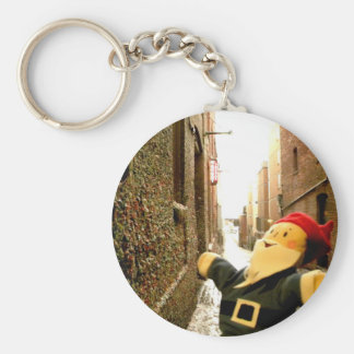 Gum Alley Gus II Keychain
