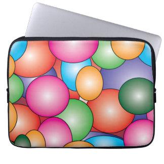 Gum Balls Candy Laptop Computer Sleeve