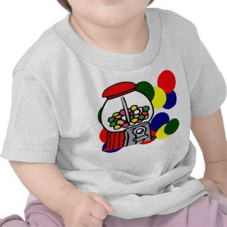 Gum Balls Tee Shirts