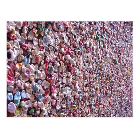 Gum Collection- postcard