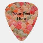 Gum Drop Candy Guitar Pick
