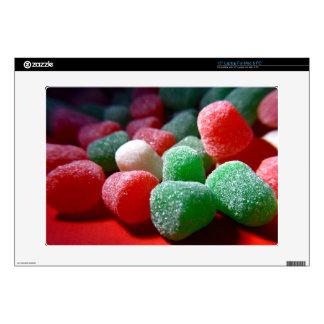 Gum Drops Laptop Skin