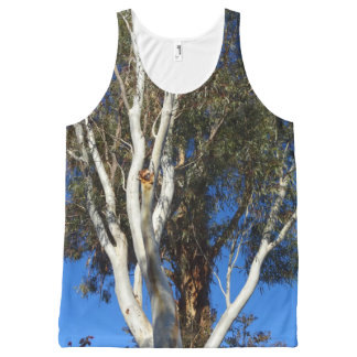 Gum Trees All-Over-Print Tank Top