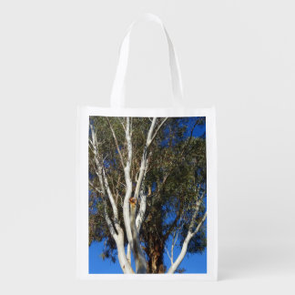 Gum Trees Grocery Bag
