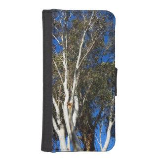 Gum Trees iPhone SE/5/5s Wallet Case