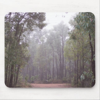 Gum Trees Mouse Pad