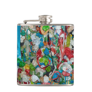 Gum Wall Flask