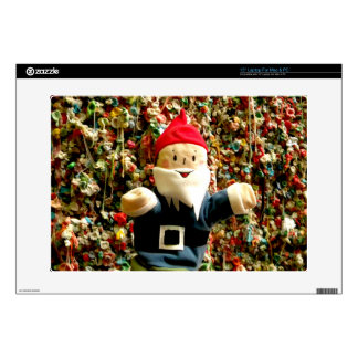 Gum Wall Gnome I Decal For Laptop