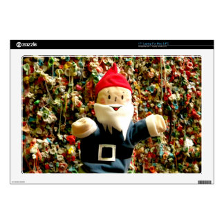 Gum Wall Gnome I Laptop Decals