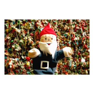 Gum Wall Gnome I Stationery