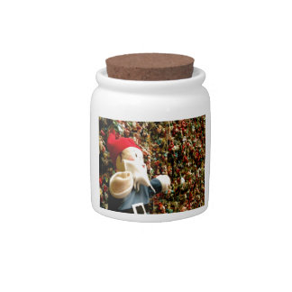 Gum Wall Gnome II Candy Jar