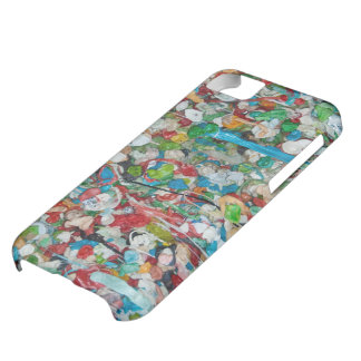 Gum Wall iPhone Case
