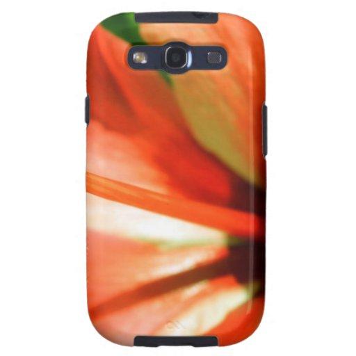 Gumamela anaranjado galaxy s3 cobertura