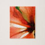 Gumamela anaranjado puzzles con fotos