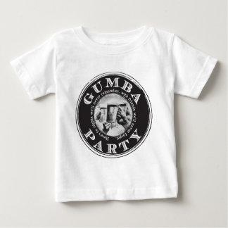 Gumba Party -Black Logo Baby T-Shirt