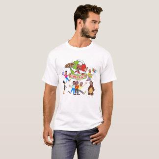 Gumba Party Cartoon T-Shirt