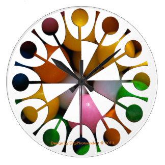 Gumball Clock