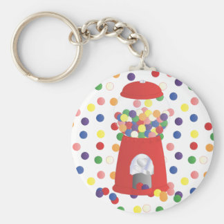 Gumball Fantasy Keychain