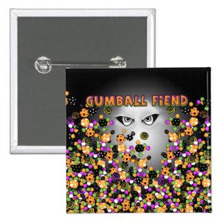 Gumball Fiend Button