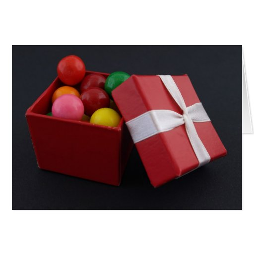 Gumball Gift Card