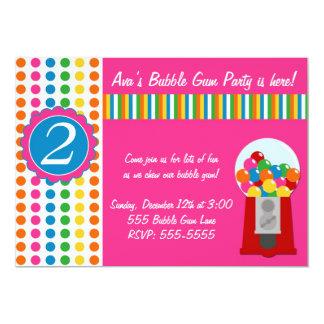 Gumball Invite