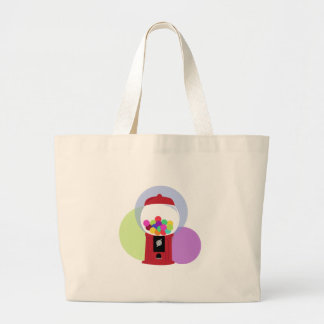 Gumball Machine Canvas Bags