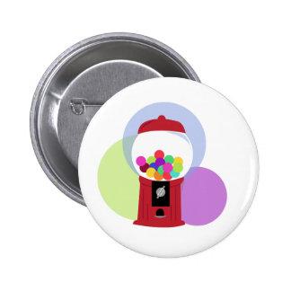 Gumball Machine Button