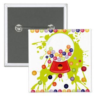 Gumball_Machine Pinback Buttons