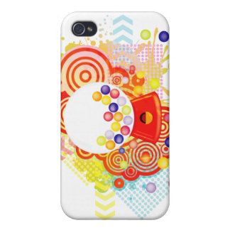 Gumball_Machine Cases For iPhone 4