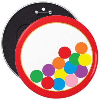 Gumball Machine Colossal Button
