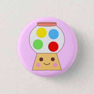 gumball machine cute! button