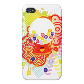Gumball_Machine iPhone 4/4S Cover