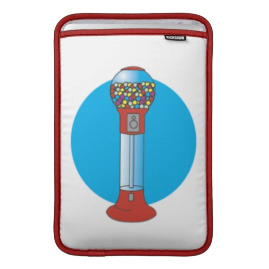 Gumball Machine MacBook Air Sleeve